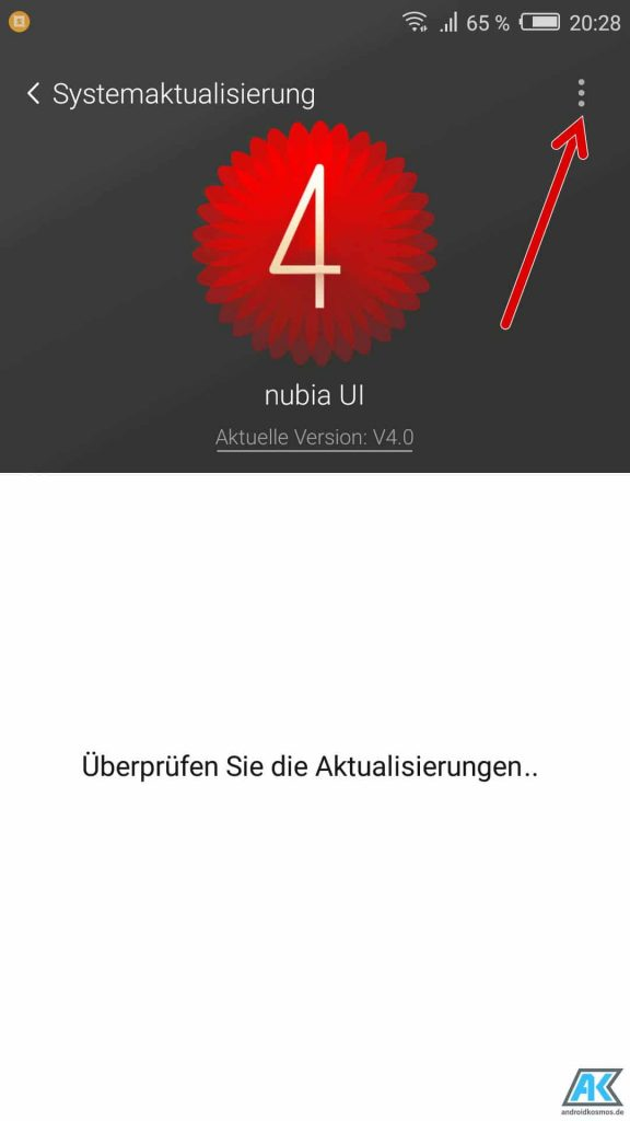 Anleitung/HowTo: Nubia Z17 Mini (NX569J) – TWRP Recovery, Global Rom und Root flashen 11