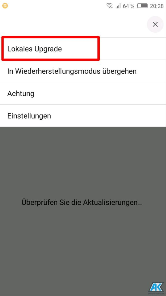 Anleitung/HowTo: Nubia Z17 Mini (NX569J) – TWRP Recovery, Global Rom und Root flashen 12