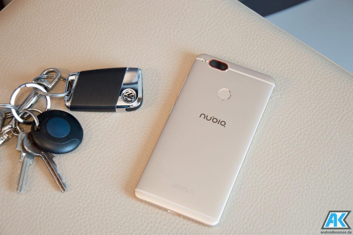 Nubia Z17 mini Test: edles 5,2 Zoll Smartphone mit Dual-Kamera 194