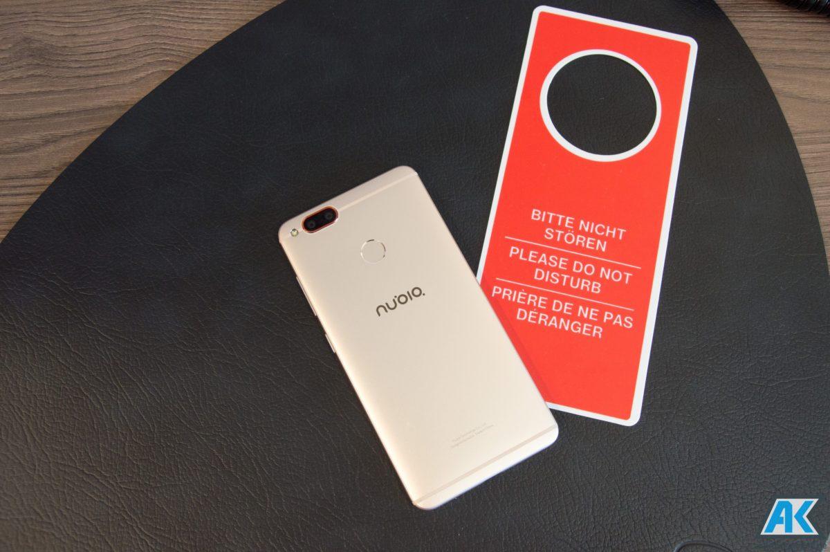 Nubia Z17 mini Test: edles 5,2 Zoll Smartphone mit Dual-Kamera 201