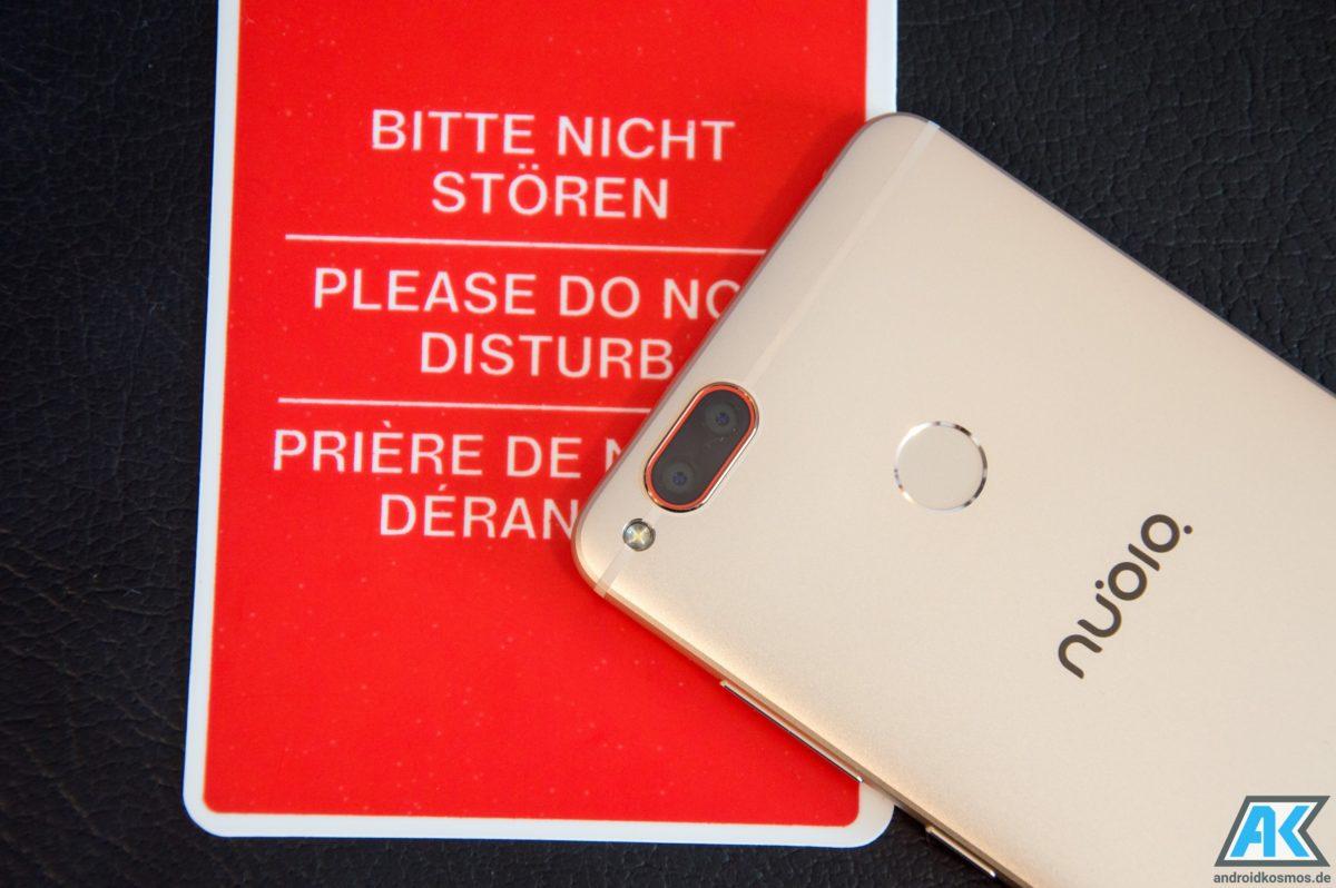 Nubia Z17 mini Test: edles 5,2 Zoll Smartphone mit Dual-Kamera 200