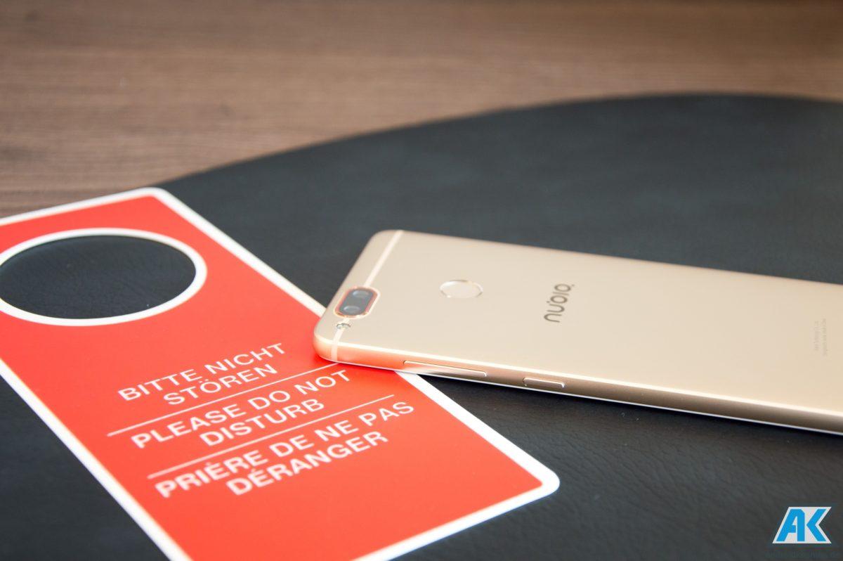 Nubia Z17 mini Test: edles 5,2 Zoll Smartphone mit Dual-Kamera 205