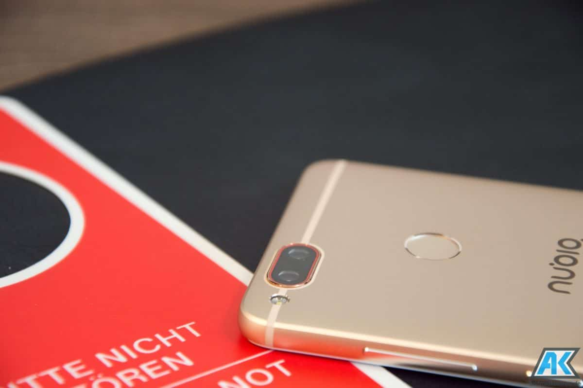 Nubia Z17 mini Test: edles 5,2 Zoll Smartphone mit Dual-Kamera 202