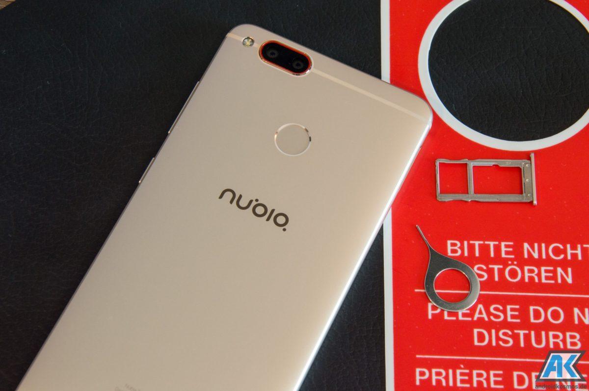 Nubia Z17 mini Test: edles 5,2 Zoll Smartphone mit Dual-Kamera 203