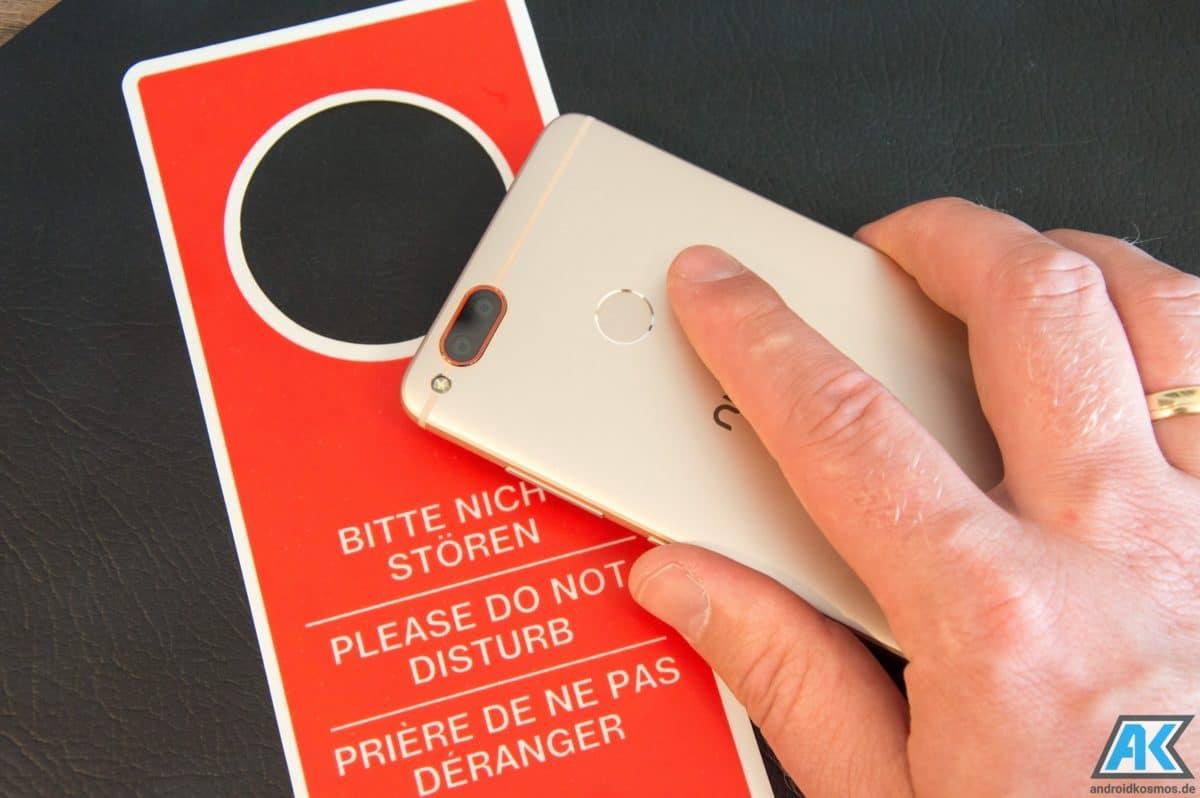 Nubia Z17 mini Test: edles 5,2 Zoll Smartphone mit Dual-Kamera 64
