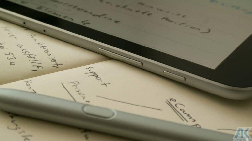 Samsung Galaxy Tab S3 Test: Tablet mit AMOLED-Display und S Pen 8