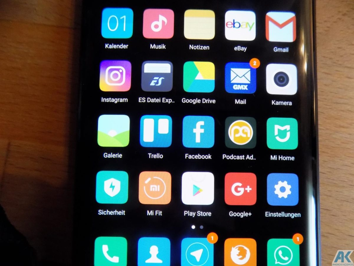 Xiaomi Mi Note 2 Test: High-End-Phablet in der zweiten Generation 81
