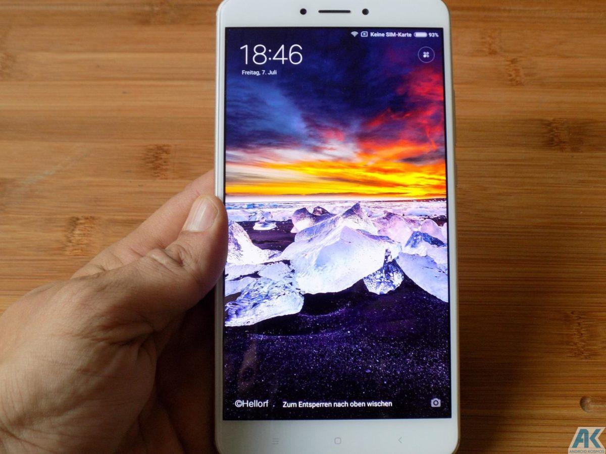 Xiaomi Mi Max 2 Test: Das Phablet ist ein wahrer Akkugigant 171