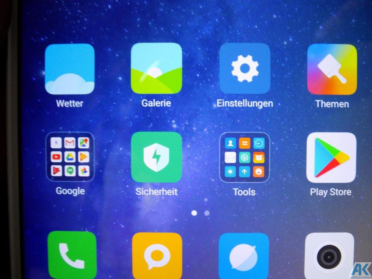 Xiaomi Mi Max 2 Test: Das Phablet ist ein wahrer Akkugigant 184