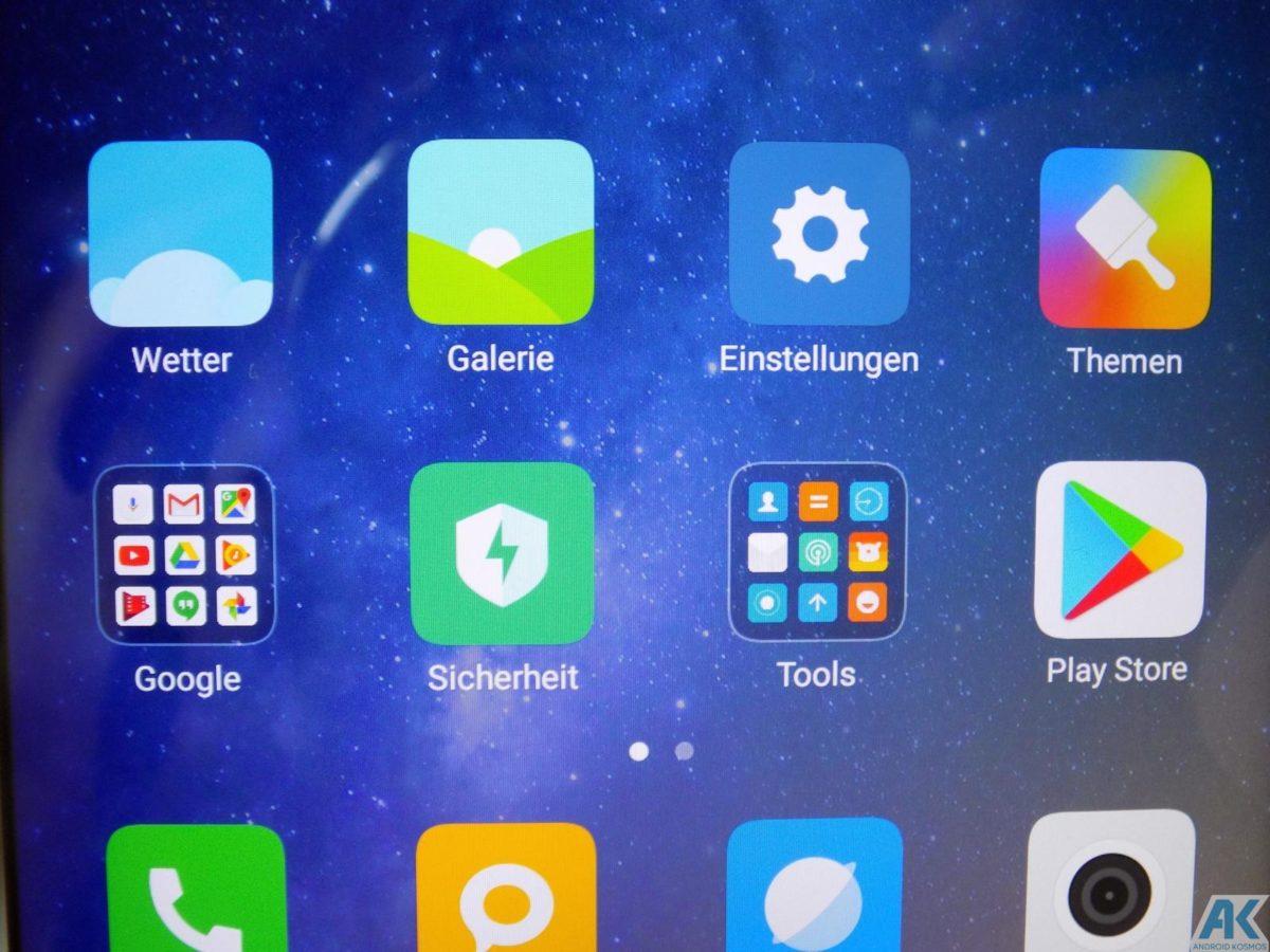 Xiaomi Mi Max 2 Test: Das Phablet ist ein wahrer Akkugigant 185