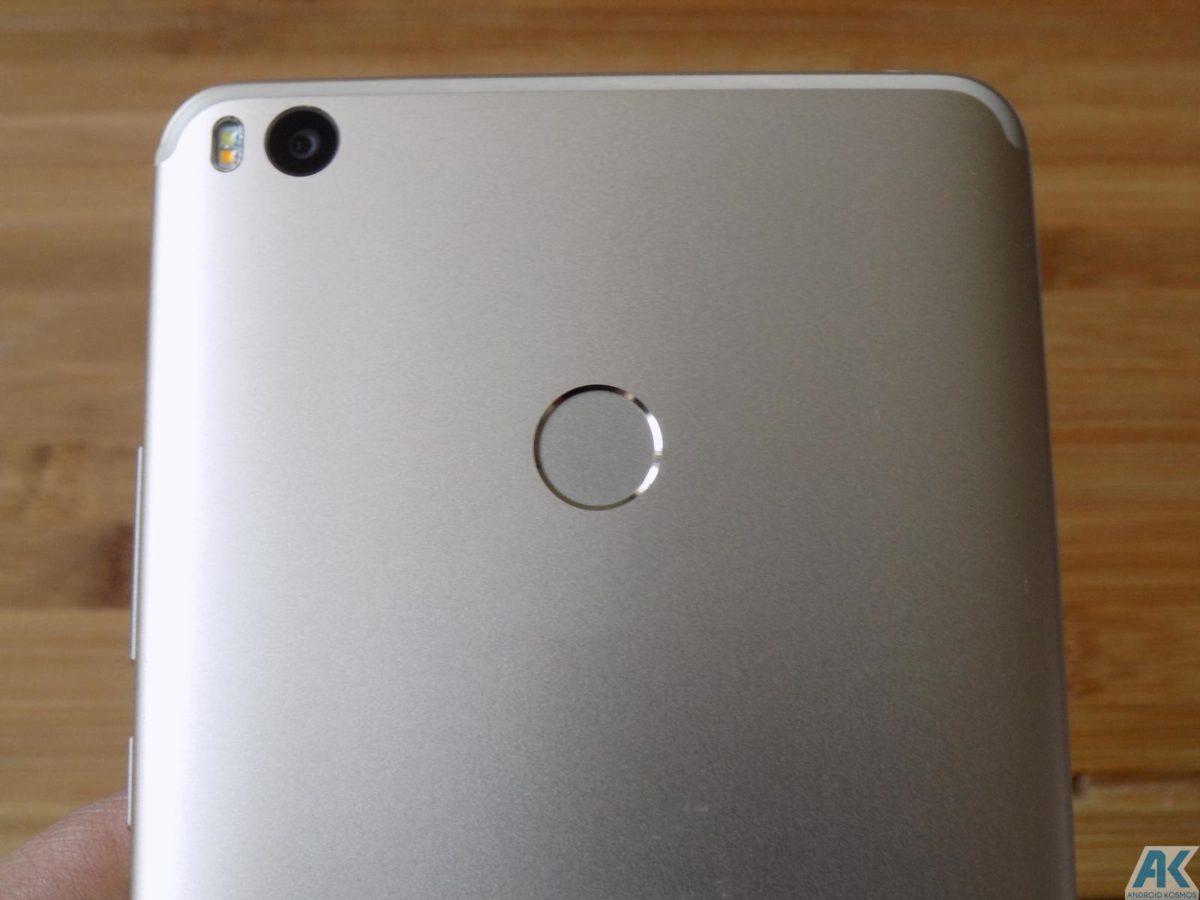 Xiaomi Mi Max 2 Test: Das Phablet ist ein wahrer Akkugigant 174