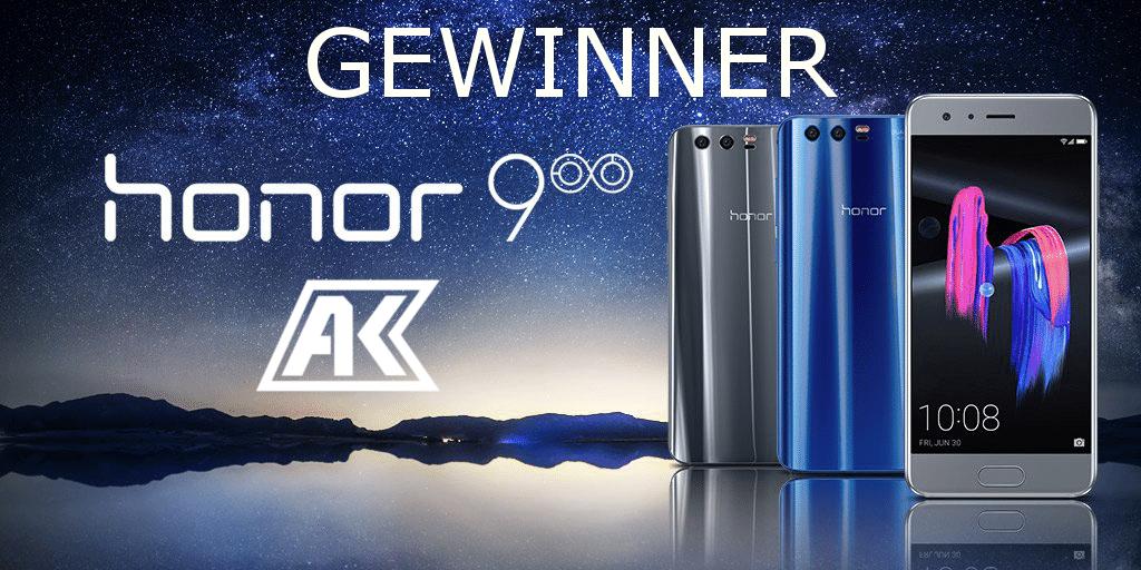 [BEENDET] Gewinne exklusiv auf AndroidKosmos.de das neue Honor 9 Smartphone 30