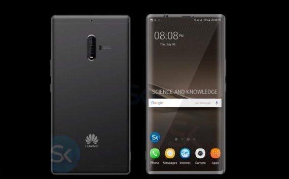Huawei verrät erste Details zum Mate 10