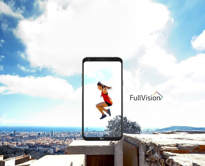 LG Q6: Mittelklasse-Smartphone mit FullVision-Display vorgestellt 3