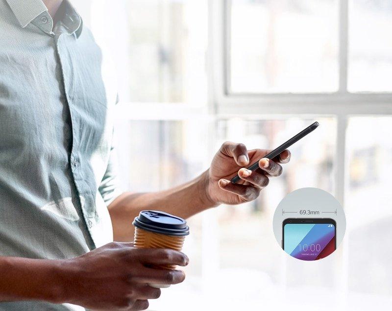 LG Q6: Mittelklasse-Smartphone mit FullVision-Display vorgestellt 4
