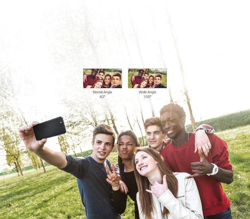 LG Q6: Mittelklasse-Smartphone mit FullVision-Display vorgestellt 5
