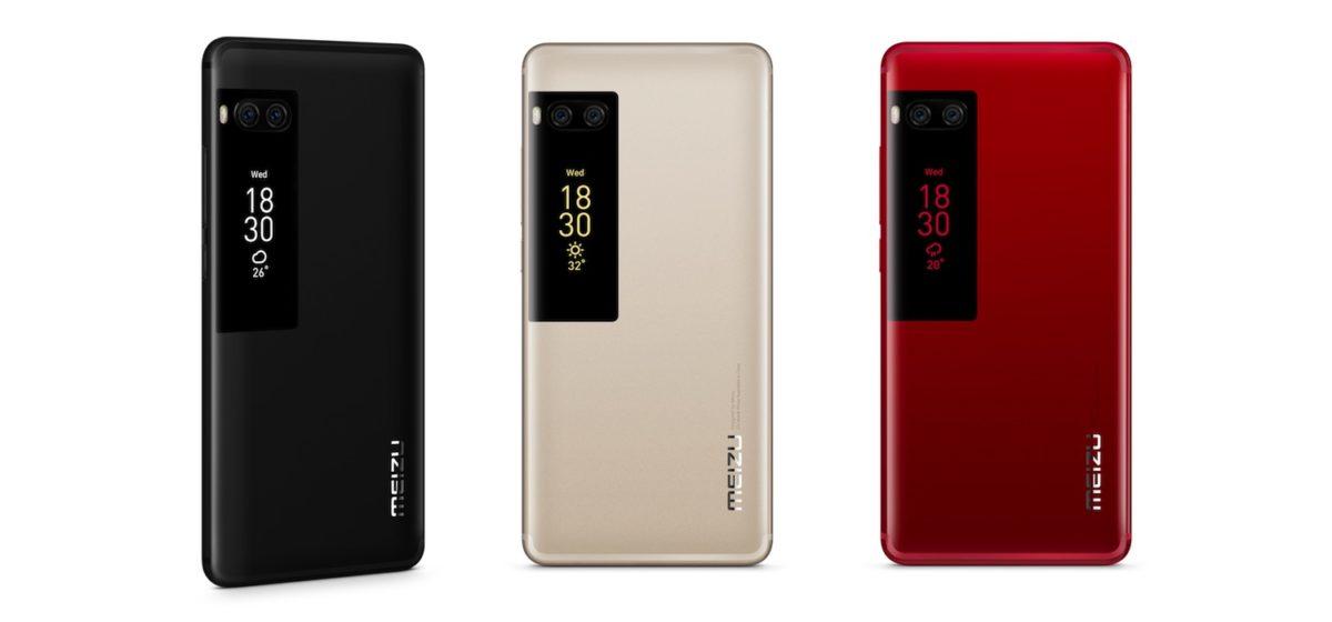 Meizu Pro 7 und Pro 7 Plus mit zweiten Display offiziell vorgestellt 16