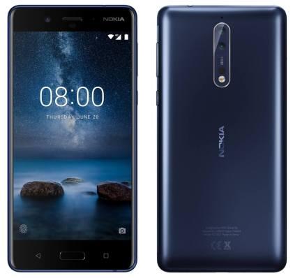 Nokia 8: das neue Flaggschiff-Smartphone erscheint mit Snapdragon 835 Zeiss Dual-Kamera 2