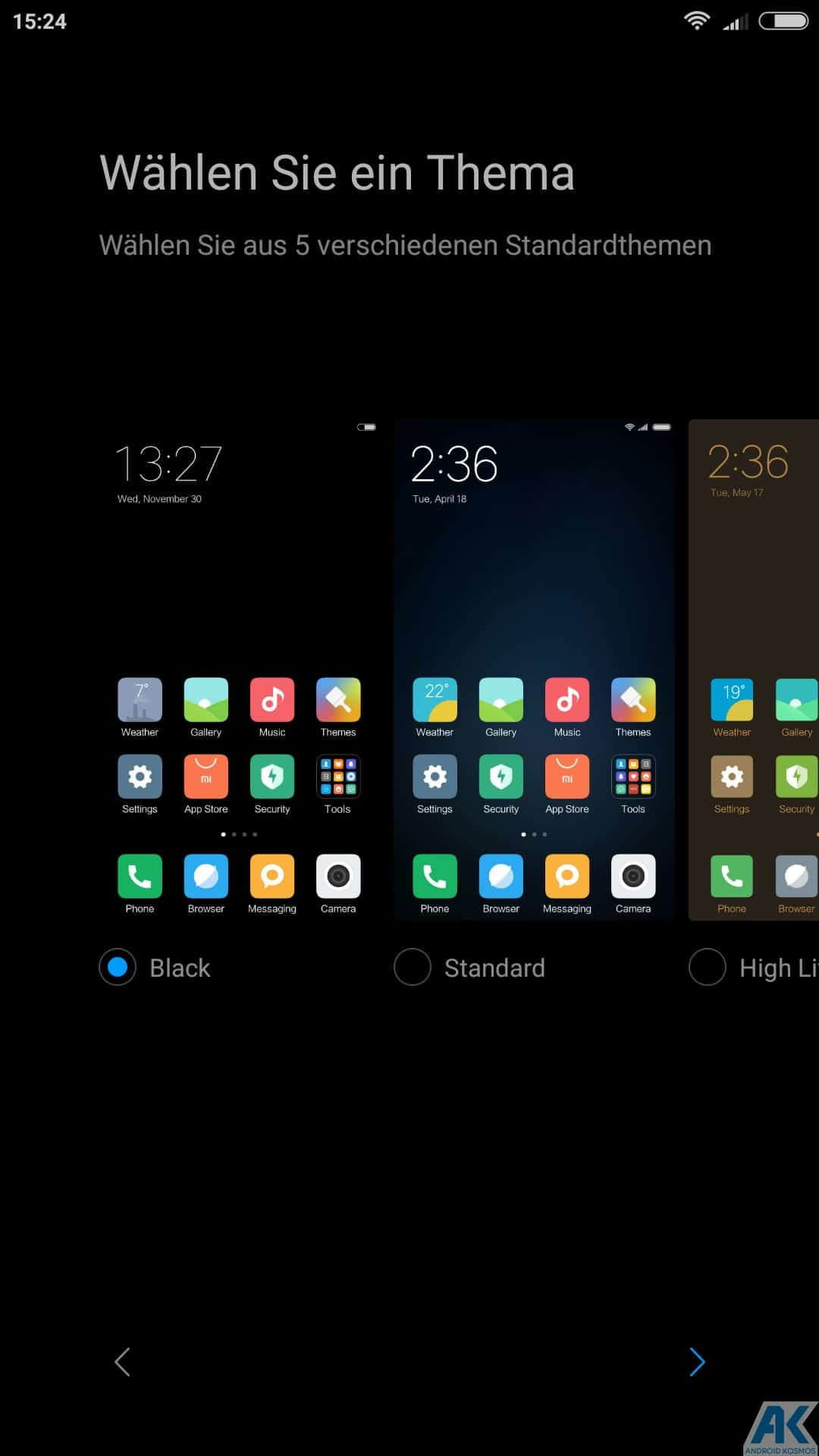 Xiaomi Mi Note 2 Test: High-End-Phablet in der zweiten Generation 108