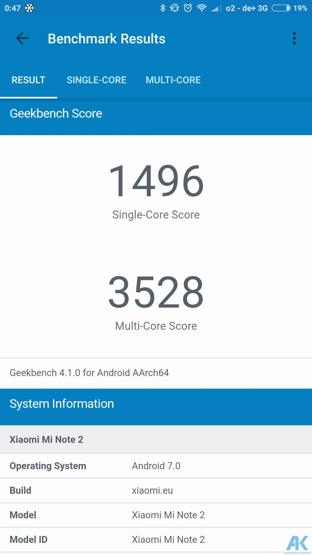 Xiaomi Mi Note 2 Test: High-End-Phablet in der zweiten Generation 142