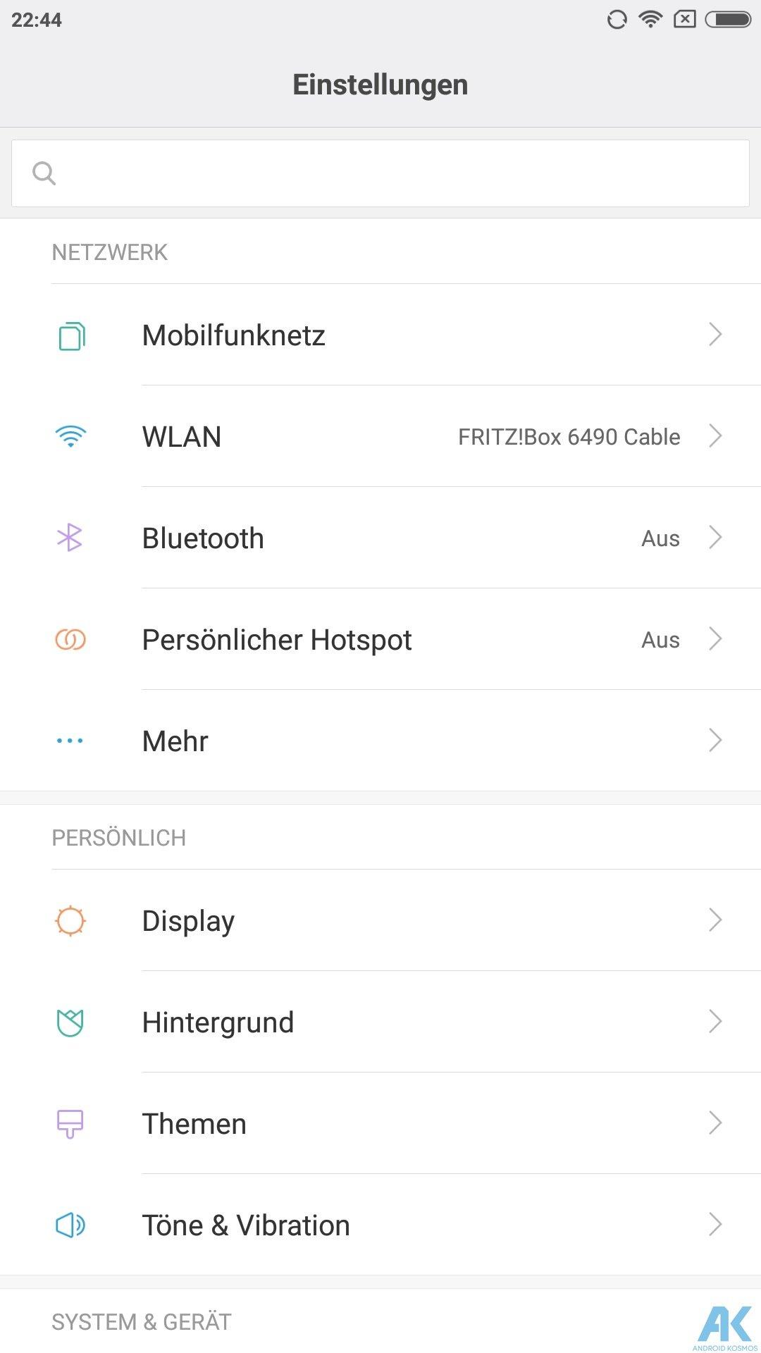 Xiaomi Mi Max 2 Test: Das Phablet ist ein wahrer Akkugigant 37