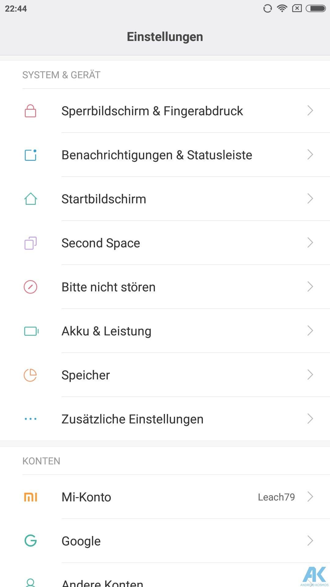 Xiaomi Mi Max 2 Test: Das Phablet ist ein wahrer Akkugigant 38
