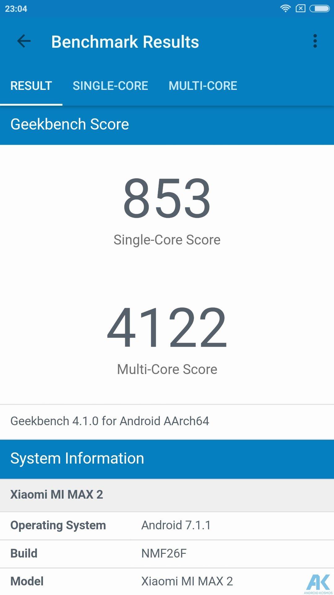 Xiaomi Mi Max 2 Test: Das Phablet ist ein wahrer Akkugigant 47