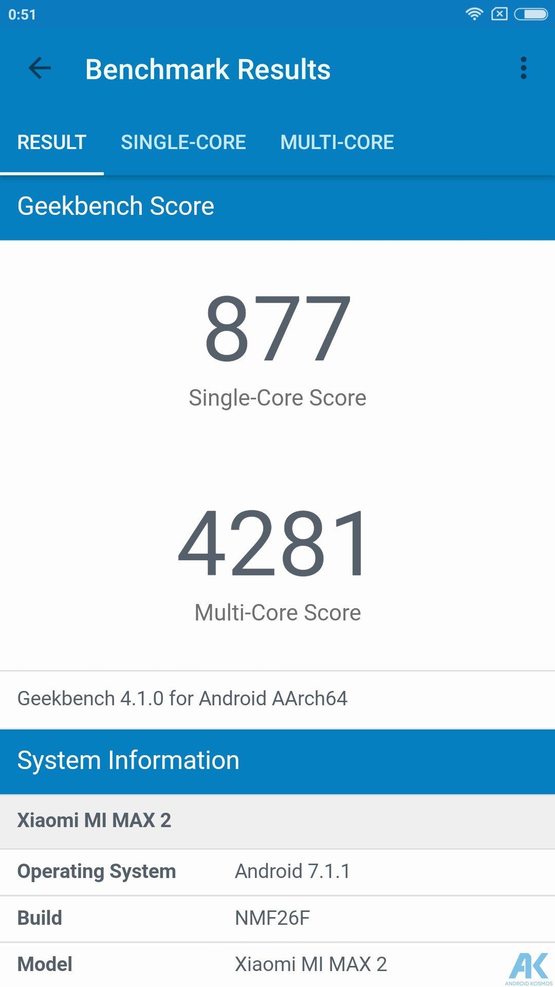 Xiaomi Mi Max 2 Test: Das Phablet ist ein wahrer Akkugigant 50