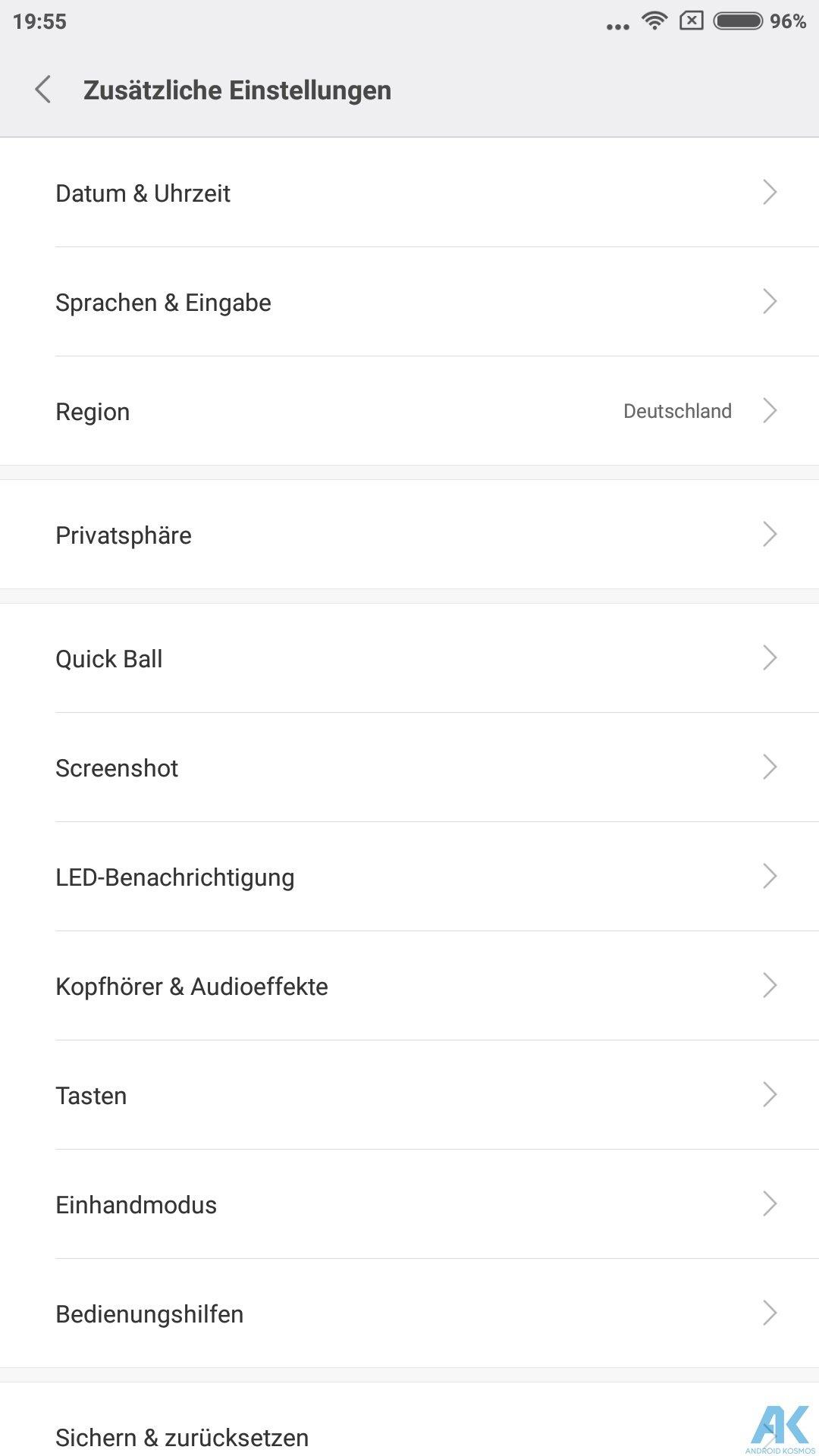 Xiaomi Mi Max 2 Test: Das Phablet ist ein wahrer Akkugigant 111