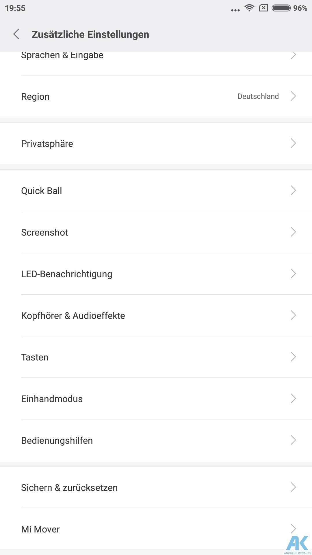 Xiaomi Mi Max 2 Test: Das Phablet ist ein wahrer Akkugigant 112