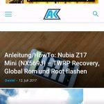 Nubia Z17 mini Test: edles 5,2 Zoll Smartphone mit Dual-Kamera 101