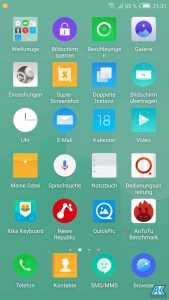 Nubia Z17 mini Test: edles 5,2 Zoll Smartphone mit Dual-Kamera 85