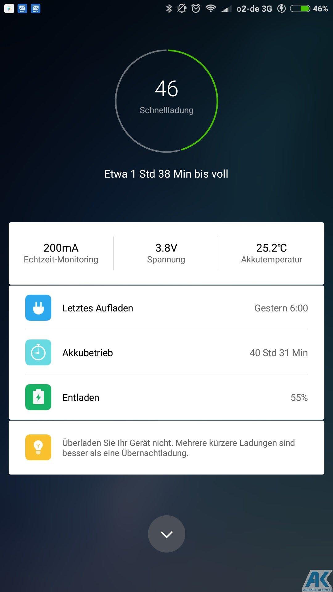 Xiaomi Mi Max 2 Test: Das Phablet ist ein wahrer Akkugigant 101