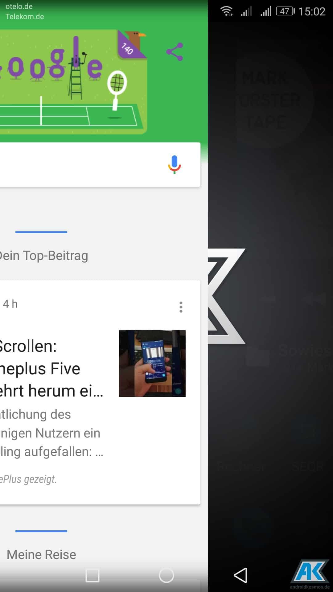 Nova Launcher 5.3: neue Version unterstützt jetzt Google Now 6
