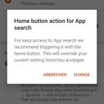 Nova Launcher 5.4: Integration von Sesame Shortcuts für verbesserte Suche 11