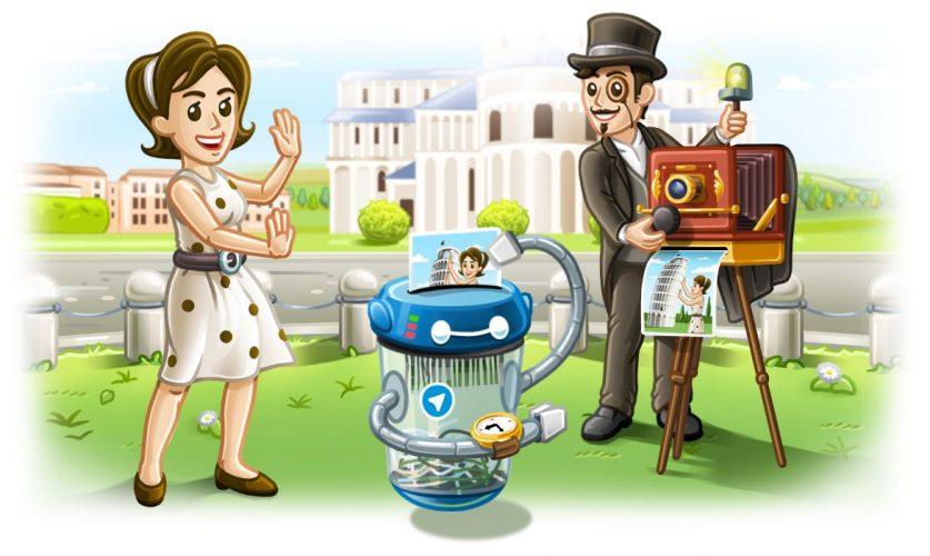 Telegram Messenger: Neue Version 4.2 jetzt mit Selbstzerstörung für Bilder und mehr 1