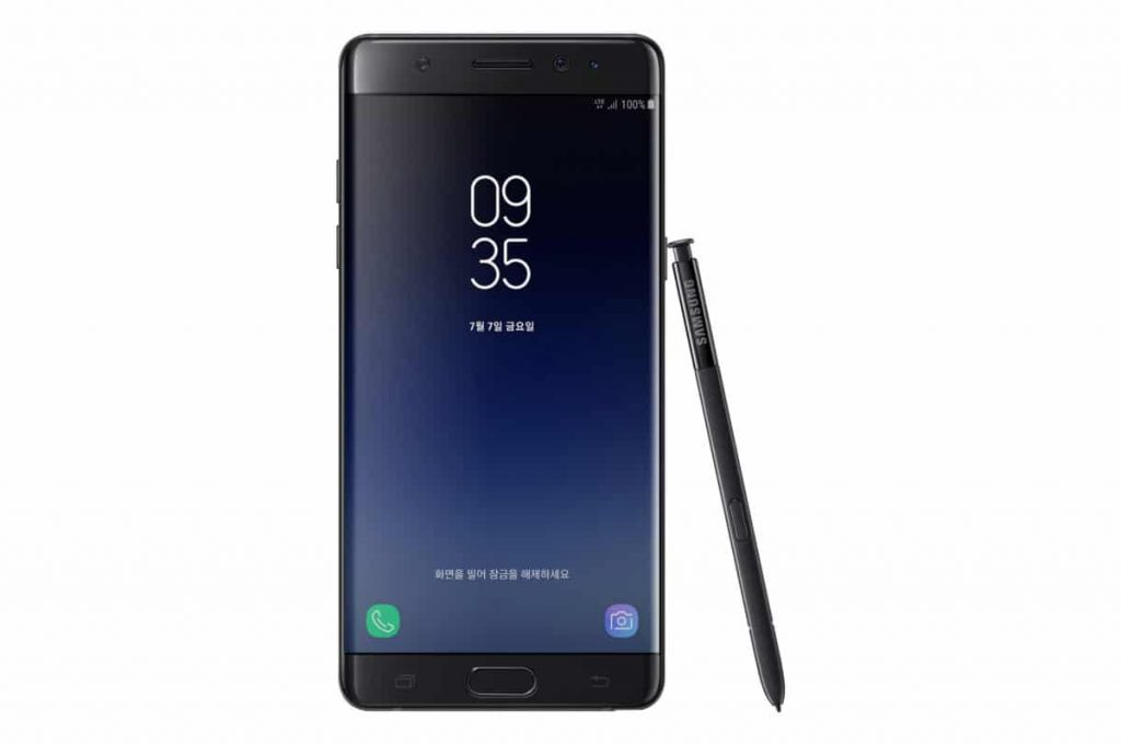 Guess who's back: Limitierte Samsung Galaxy Note Fan Edition (Vielleicht auch international) 1