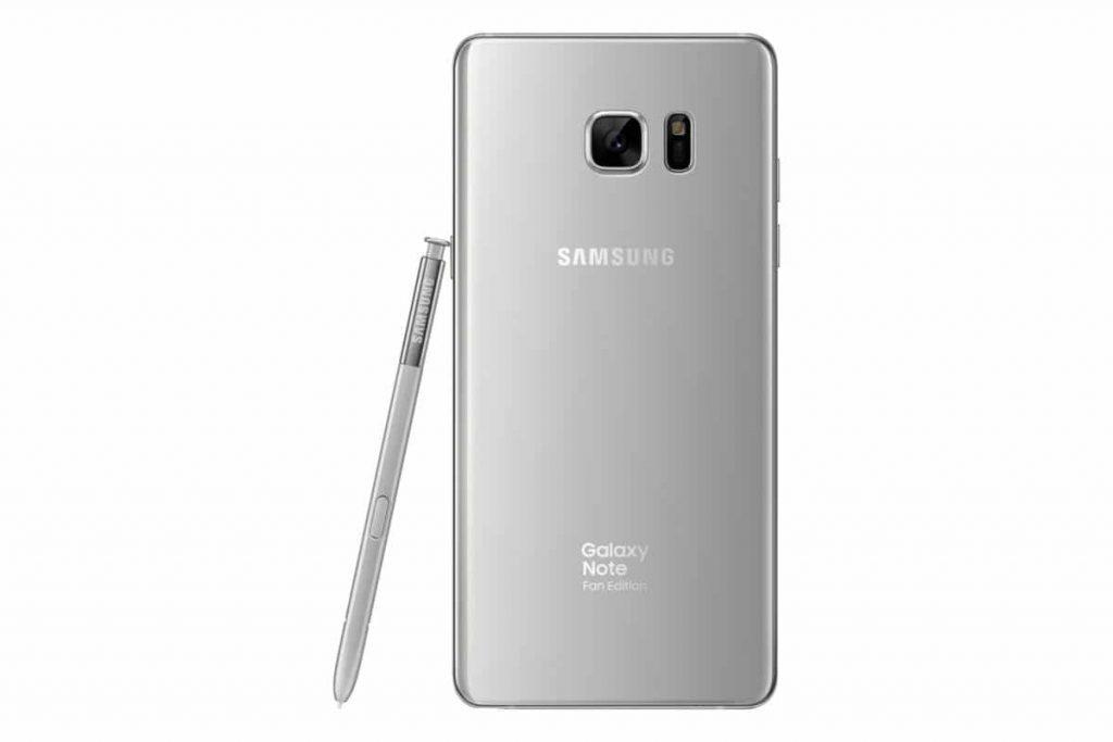 Guess who's back: Limitierte Samsung Galaxy Note Fan Edition (Vielleicht auch international) 2
