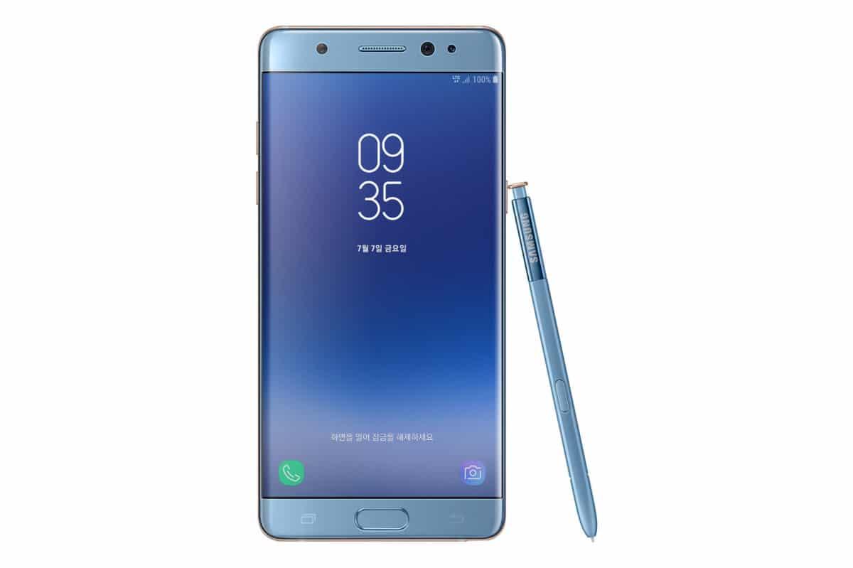 Guess who's back: Limitierte Samsung Galaxy Note Fan Edition (Vielleicht auch international) 3