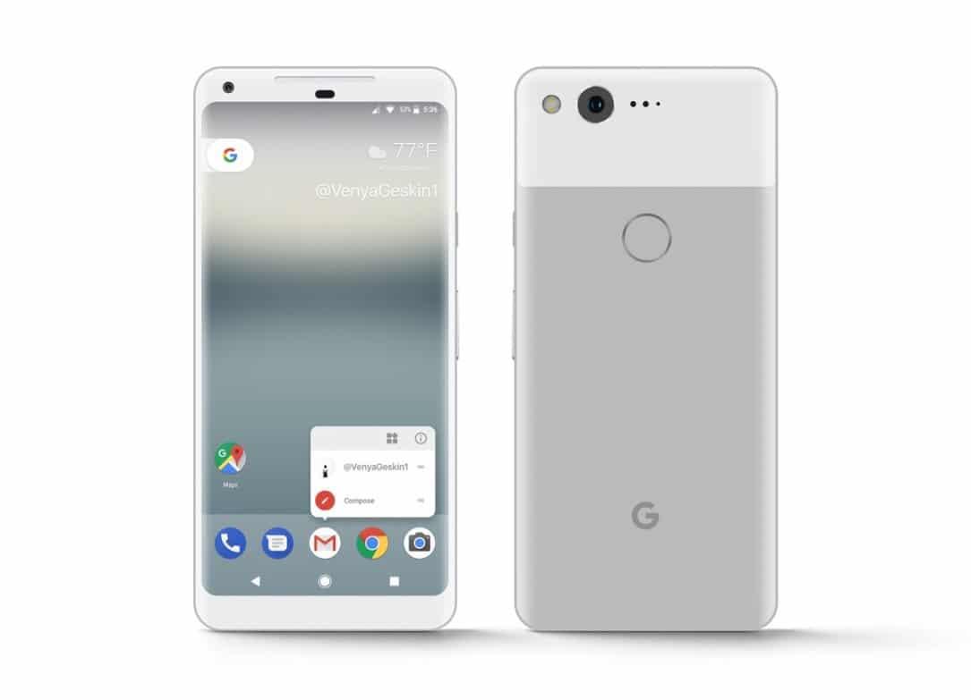Google Pixel XL 2 soll Always-On-Funktion und druckempfindlichem Rahmen besitzen 5