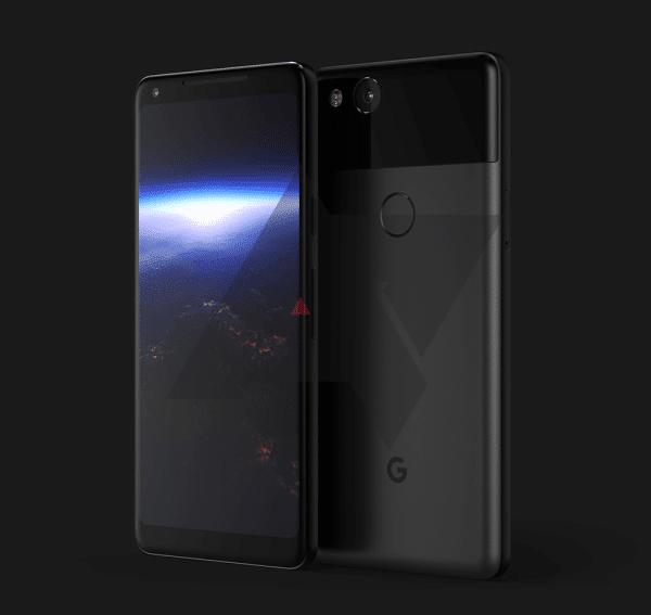 Google Pixel XL 2 soll Always-On-Funktion und druckempfindlichem Rahmen besitzen 2