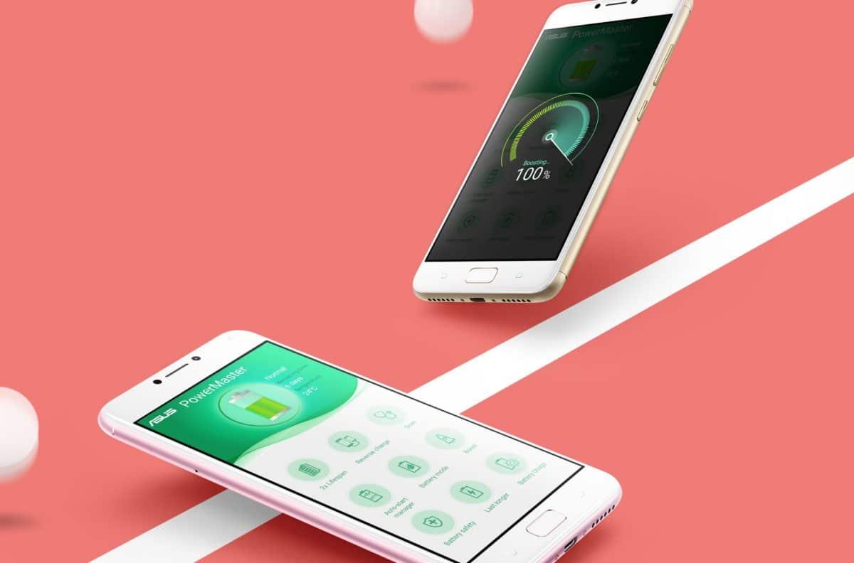 ASUS Zenfone 4 Max mit 5000mAh Akku vorgestellt 1