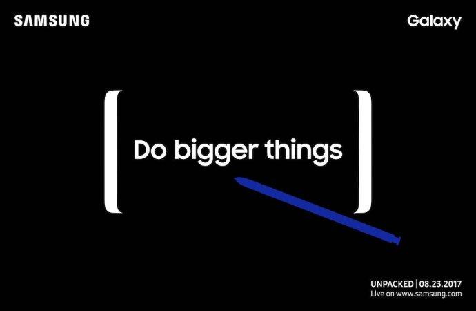Samsung Galaxy S8 Note: erste Renderbilder und offizielle Vorstellung am 23. August 3