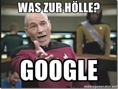 Google deaktiviert Touch-Auslöser bei