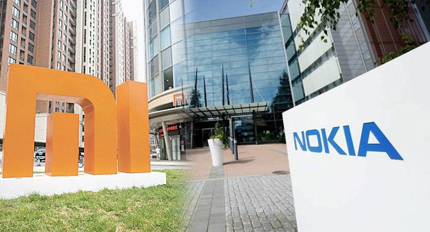 Nokia und Xiaomi beschließen gemeinsames Patentabkommen 1