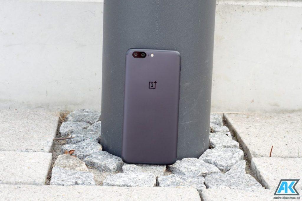 OnePlus 5 Test: solides Flaggschiff Smartphone aber nicht mehr günstig 178