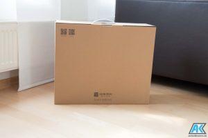 Xiaomi Mi elektrischer Wischmopp im Test (Handheld Electric Mop) 4