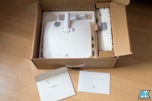 Xiaomi Mi elektrischer Wischmopp im Test (Handheld Electric Mop) 5