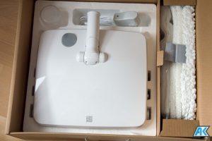 Xiaomi Mi elektrischer Wischmopp im Test (Handheld Electric Mop) 6