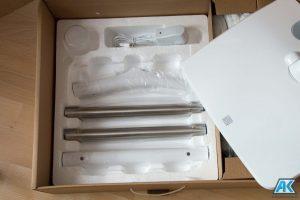 Xiaomi Mi elektrischer Wischmopp im Test (Handheld Electric Mop) 2